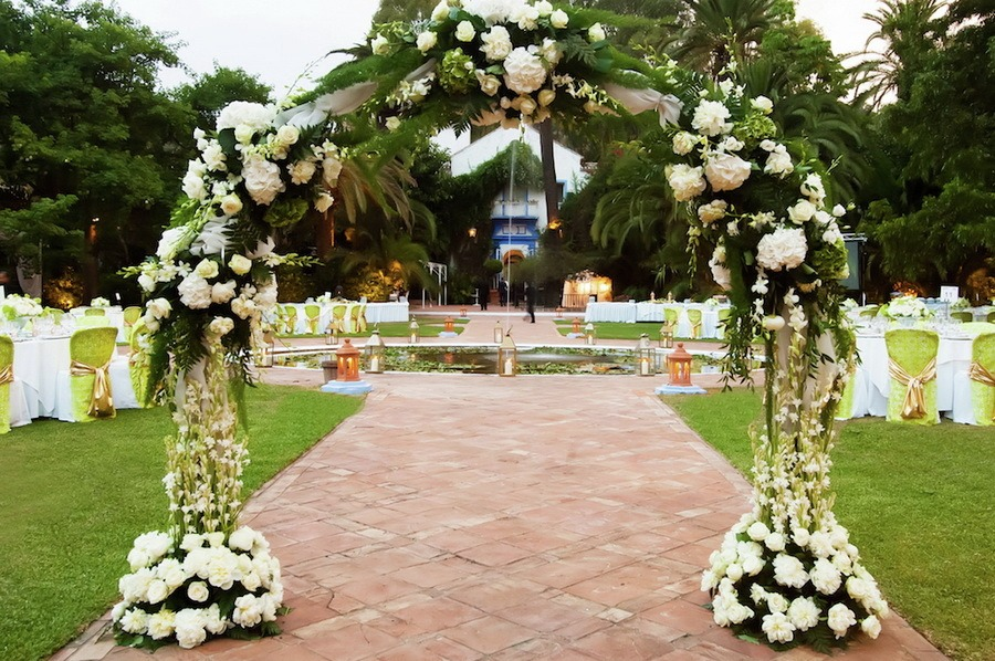 Rustic and Chic Weddings Marbella