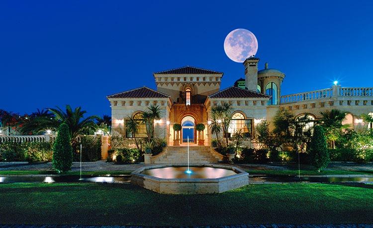 Marbella mansions