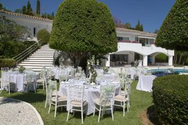 Villa Wedding Concept