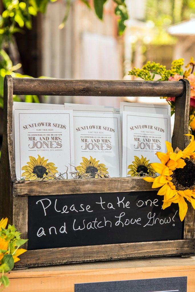 Sunflower Themed Wedding Reception Ideas Flowers Healthy
